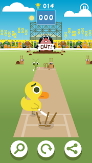 Doodle Cricket Game for Android