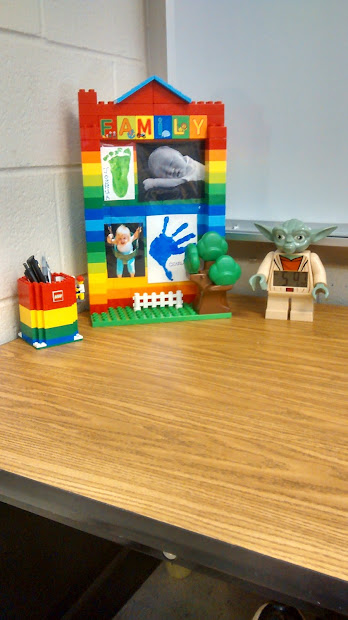 Groovy Class Lego-themed Classroom Awesome