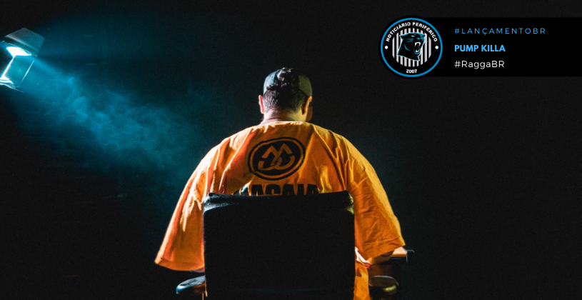 Pump Killa lança seu tão aguardado álbum #RaggaBR