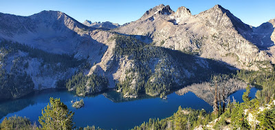 Image of Toxaway Lake, Sawtooths