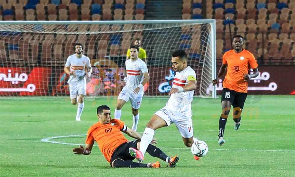 ملخص واهداف مباراة الزمالك والبنك الاهلي (4-1) الدوري المصري