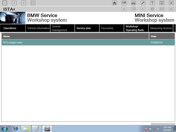 V2017 5 Bmw Icom Software Ista D 4 05 20 Ista P 3 61 4 002