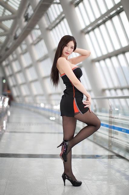 4 Kim Ji Hee - G-STAR 2016 - very cute asian girl-girlcute4u.blogspot.com