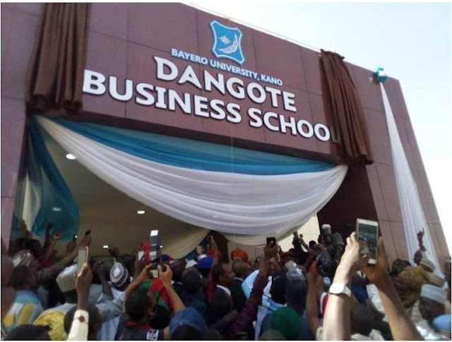 The richest man in Africa Builds $3.5 Million Business School In Nigeria