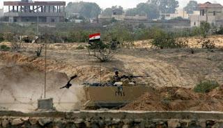 قائد الأمن الوطني الفلسطيني: الحدود مع مصر تشهد حالة استقرار غير مسبوقة