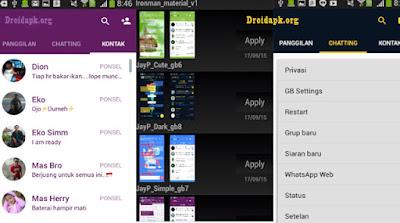 Whatsapp Plus V7 10 Apk Mod Full Gratis For Android Terbaru 2018
