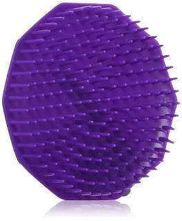 The Purple Scalpmaster Shampoo Brush
