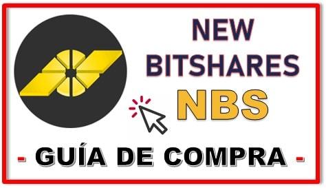 Cómo y Dónde Comprar Criptomoneda NEW BITSHARES (NBS) Tutorial Actualizado