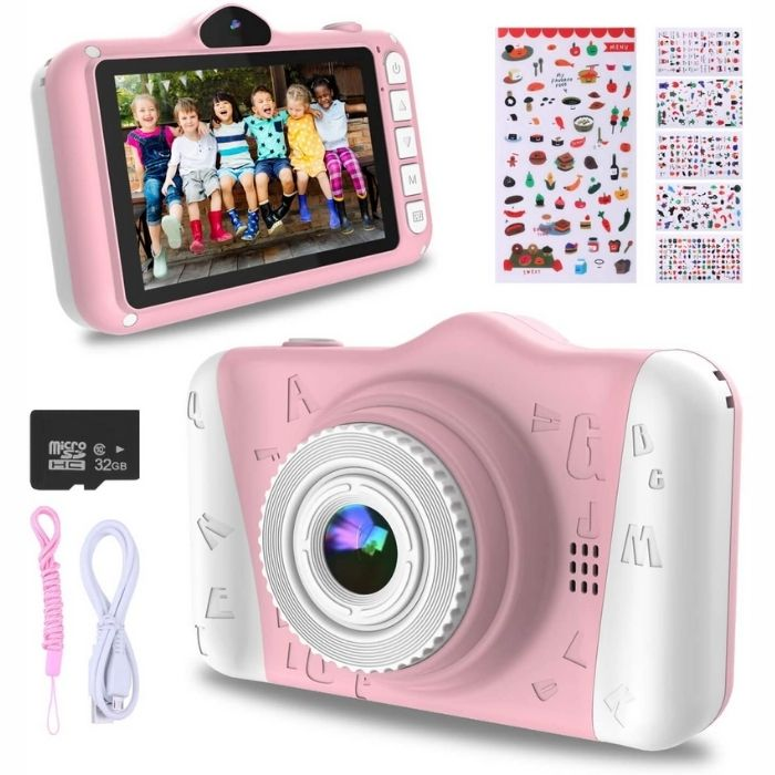 WOWGO Kids Digital Camera 12MP USA
