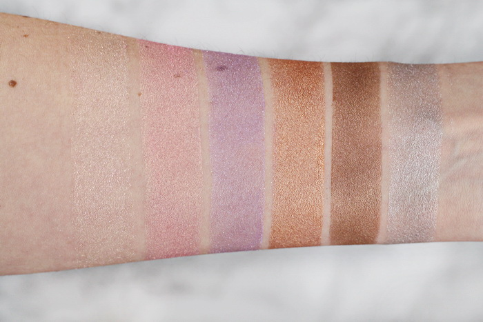 CATRICE Loose Eyeshadow Swatch
