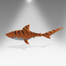 Habanero Tiger Shark - Pirate101 Hybrid Pet Guide