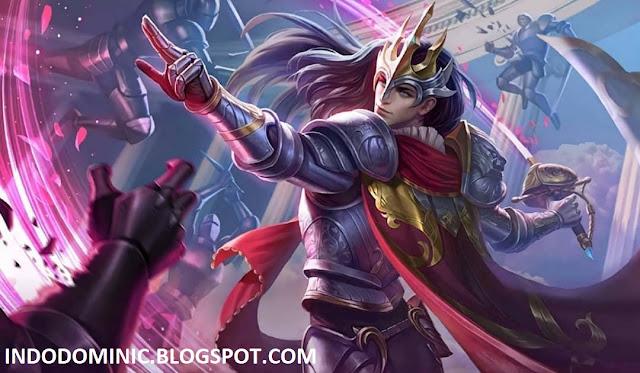 Script Skin EPIC Lancelot Floral Knight Mobile Legends Gratis