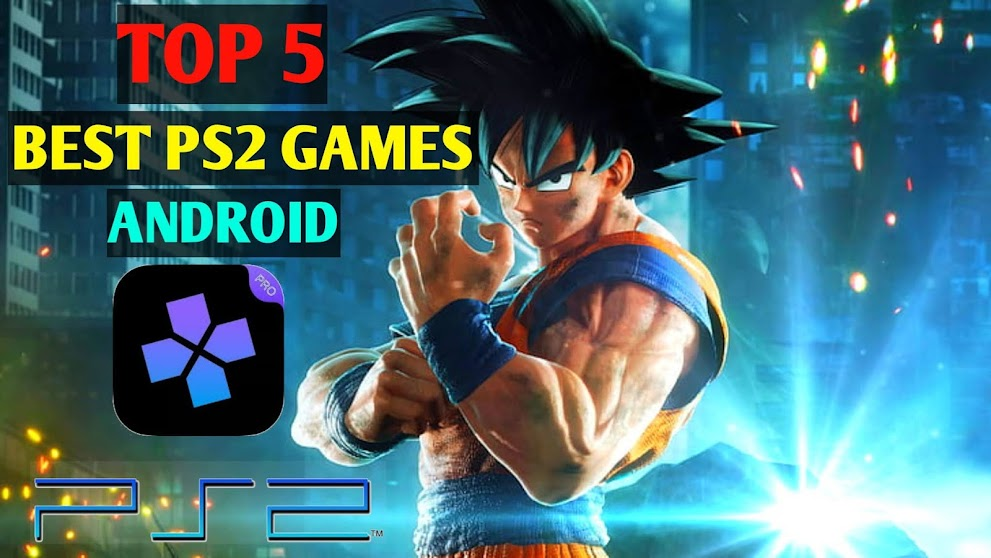 Top 5 Best Damon PS2 Games For Android   PS2 Games For Android   Best Damon PS2 Emulator Games