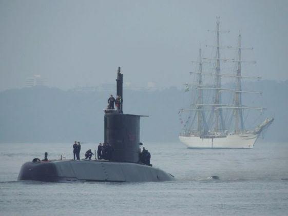 Equipan submarinos brasileños con nuevos torpedos