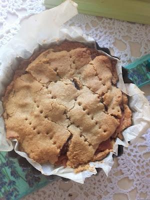 Kuchnia dawna dzisiaj…Makaron z szynką w cieście kruchym