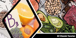 B3 Vitamini Yararları