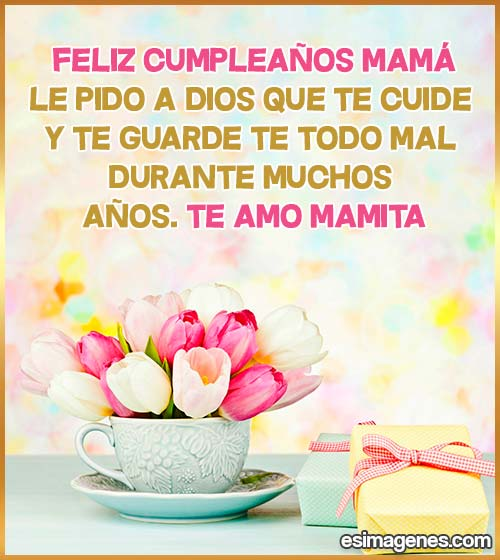 imágenes de feliz cumpleaños para mamá
