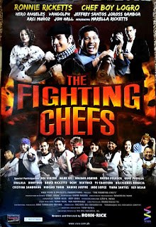 A group of chefs is divided into two fighting groups after learning they only have three months before they're all fired from their restaurant.