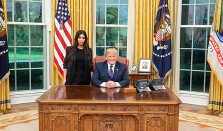 Kim Kardashian West speaks out on meeting with Trump about Alice Johnson
