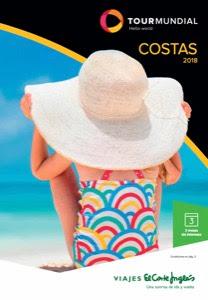 Catálogo de hoteles en costas españolas
