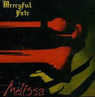 """Ο δίσκος των Mercyful Fate """"Melissa"""""""