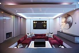 Unique Sunken Living Room Designs