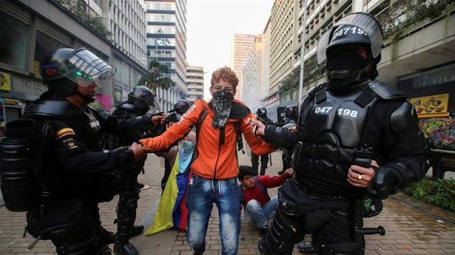 Colombia nonconformists resist check in time as hostile to gov't revitalizes proceed