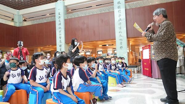 彰化縣世界閱讀日推出4大主題活動 詩書裡閱藝同行起跑