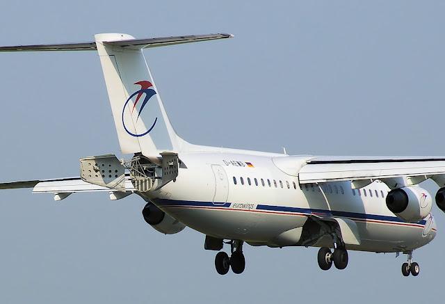 Air brakes pada pesawat terbang