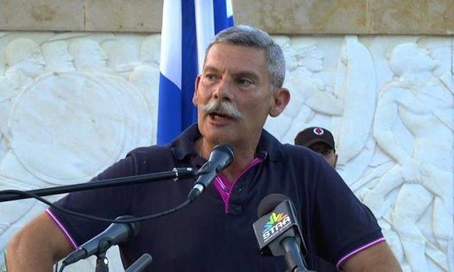 Στρατηγός Ελευθέριος Συναδινός - Προσχεδιασμένη ενέργεια από τους Αλβανούς - ΒΙΝΤΕΟ