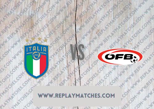 Italy vs Austria -Highlights 26 June 2021