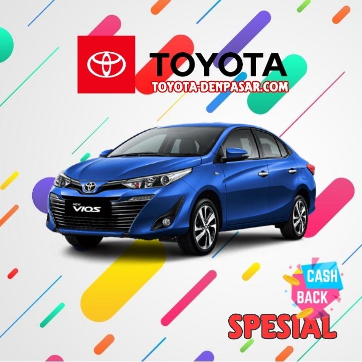 Toyota Denpasar - Lihat Spesifikasi All New Vios, Harga Toyota Vios Bali dan Promo Toyota Vios Bali terbaik hari ini.