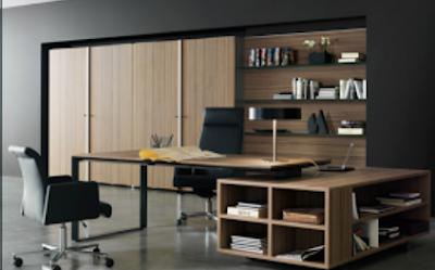 desain kantor minimalis keren