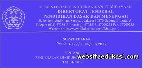 Juknis Pengenalan Lingkungan Sekolah (PLS) 2019/2020
