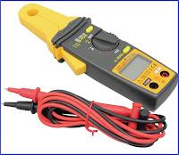 デンゲン TRDM-100A デジタル式 クランプ(漏洩電流)メーター
