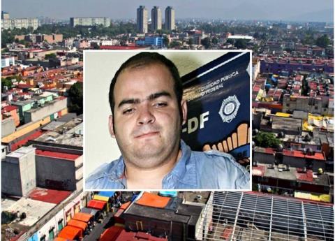 AL MOMENTO :  Cae 'El Betito', líder de la Unión de Tepito