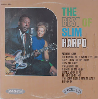 Slim Harpo Mohair Sam