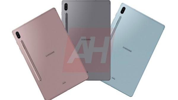 تسريب آخر المعلومات عن Galaxy Tab S6