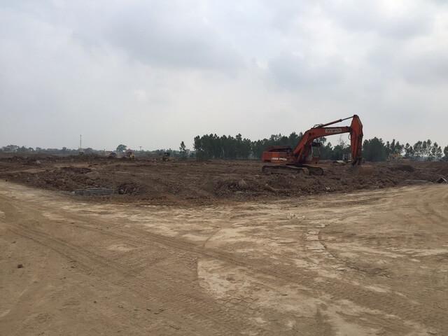Khu đất TT6 vị trí dự án chung cư Eco dream city