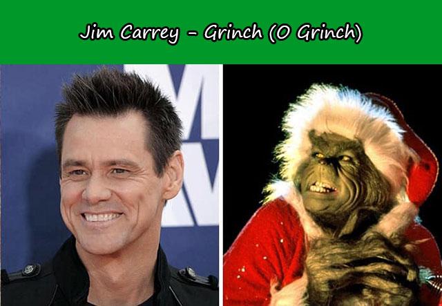 Jim Carrey - Grinch (O Grinch)