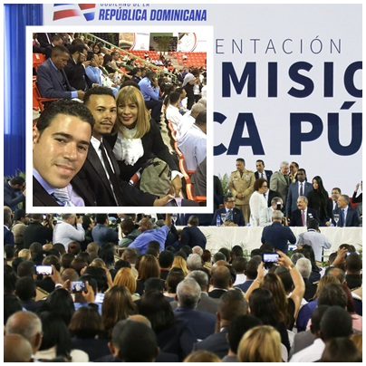Presidente Medina juramenta arroyocanenses Comisiones de Ética Pública