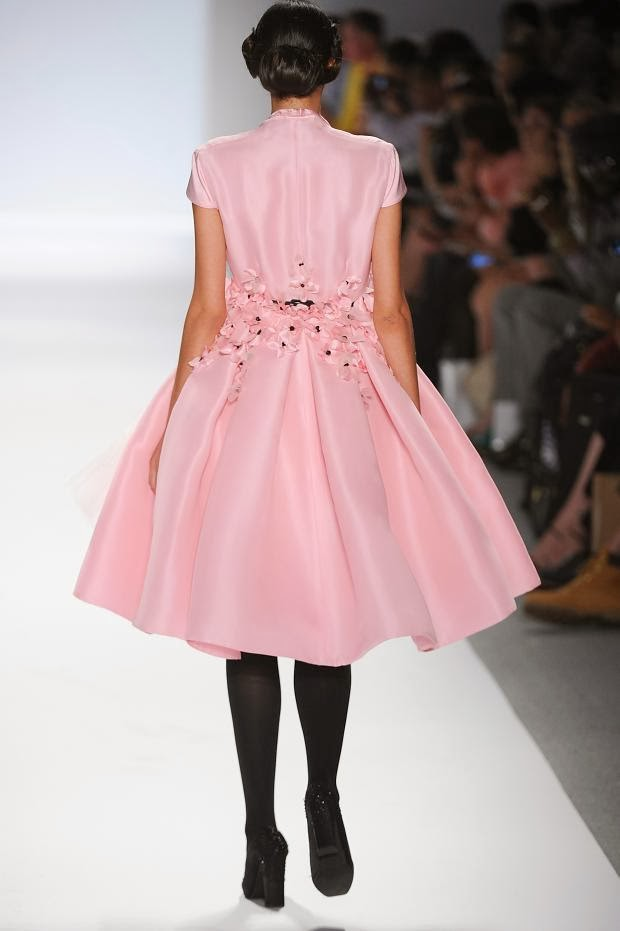 Zang Toi Spring 2014 NYFW : Cool Chic Style Fashion