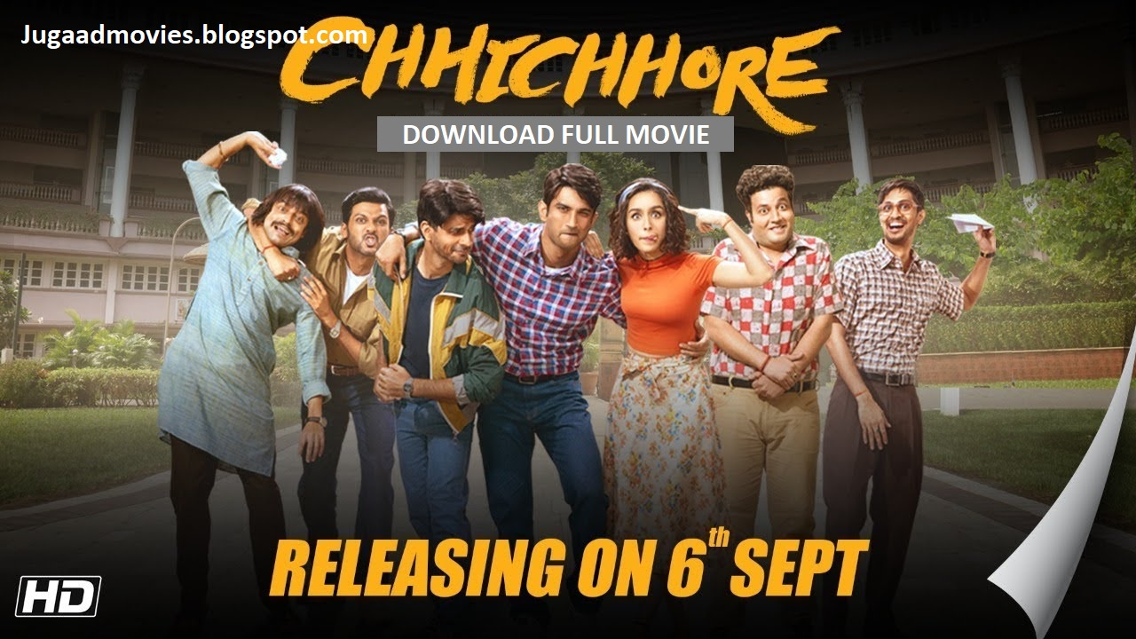 Chhichhore 2019 Full Movie Download Jugaadmovies Jugaad