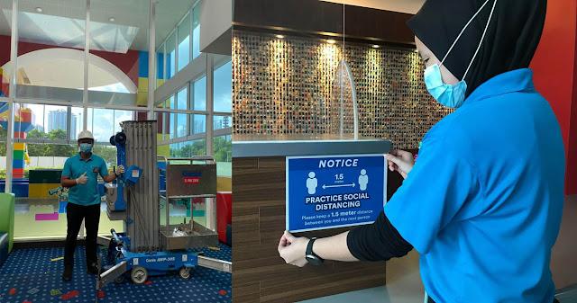 Legoland Malaysia Beroperasi Semula Dengan Tawaran Tiket Beli 1 Percuma 1