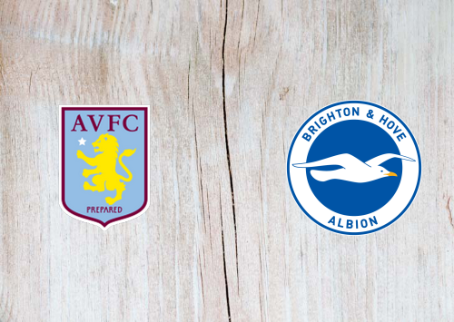 Aston Villa vs Brighton & Hove Albion -Highlights 21 November 2020