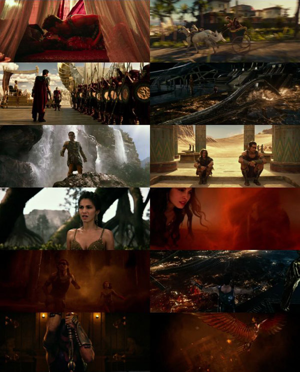 Gods of Egypt 2016 Dual