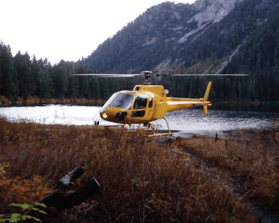 helicopter flying training