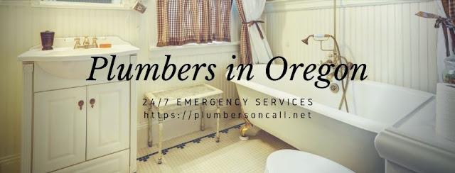 Plumbers in Oregon