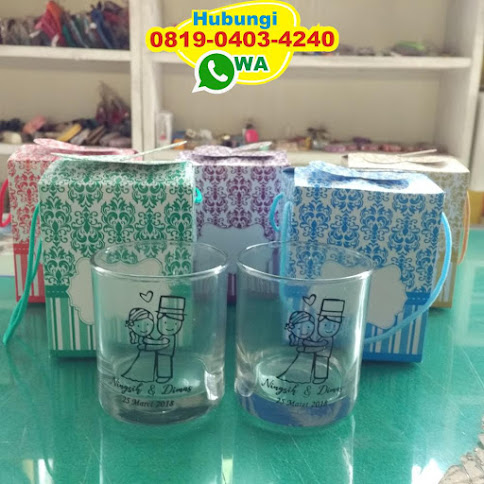 souvenir gelas kaca 53033