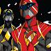 Omega Rangers são revelados na edição 41 de Mighty Morphin Power Rangers